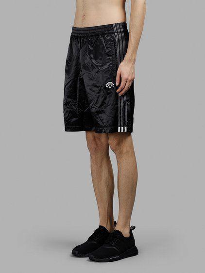 261f903f1bc5 ADIDAS ORIGINALS BY ALEXANDER WANG ADIDAS BY ALEXANDER WANG MEN'S BLACK  ADIBREAK SHORTS. #adidasoriginalsbyalexanderwang #cloth #
