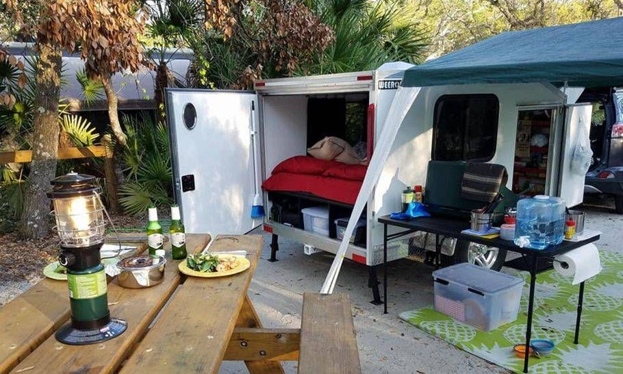 Affordable campers, mini campers, travel trailers, small
