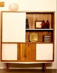 Resultado de imagen de restaurar mueble-bar mid century