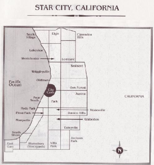 star city dc comics map - Google Search | DC Comics | Dc comics ...
