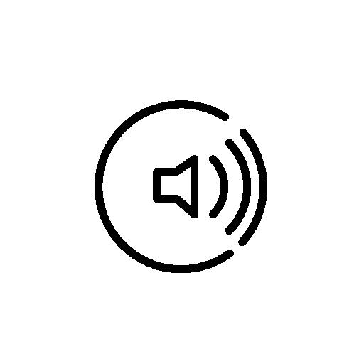 Sound Symbol Free Vector Icons Designed By Freepik Spotify Logo Sound Logo Graphic Design Logo