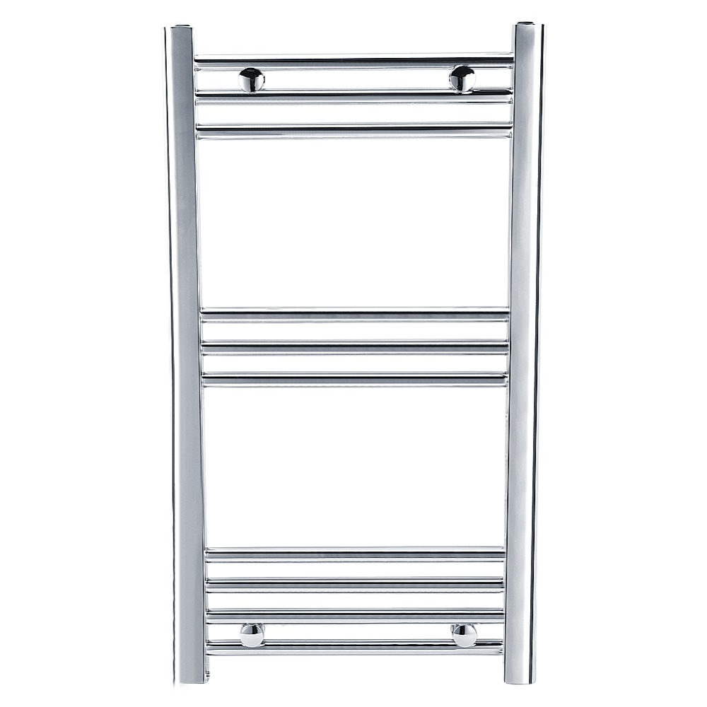 39.17$  Watch now - http://aliq2w.worldwells.pw/go.php?t=32661783046 - 1Pc Chrome Modern Straight Heated Towel Rail Radiators Home 800*450MM