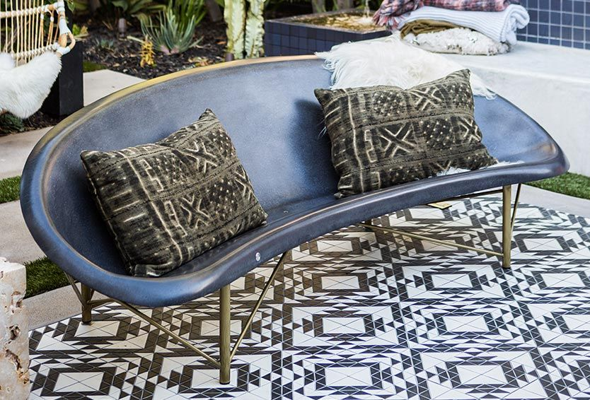 Heated Outdoor Furniture The First And