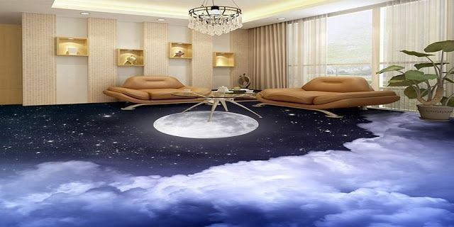 Unique Floor With 3d Epoxy Floor 3d Epoxy Floor Epoxy Floor Flooring Epoxy Ideas