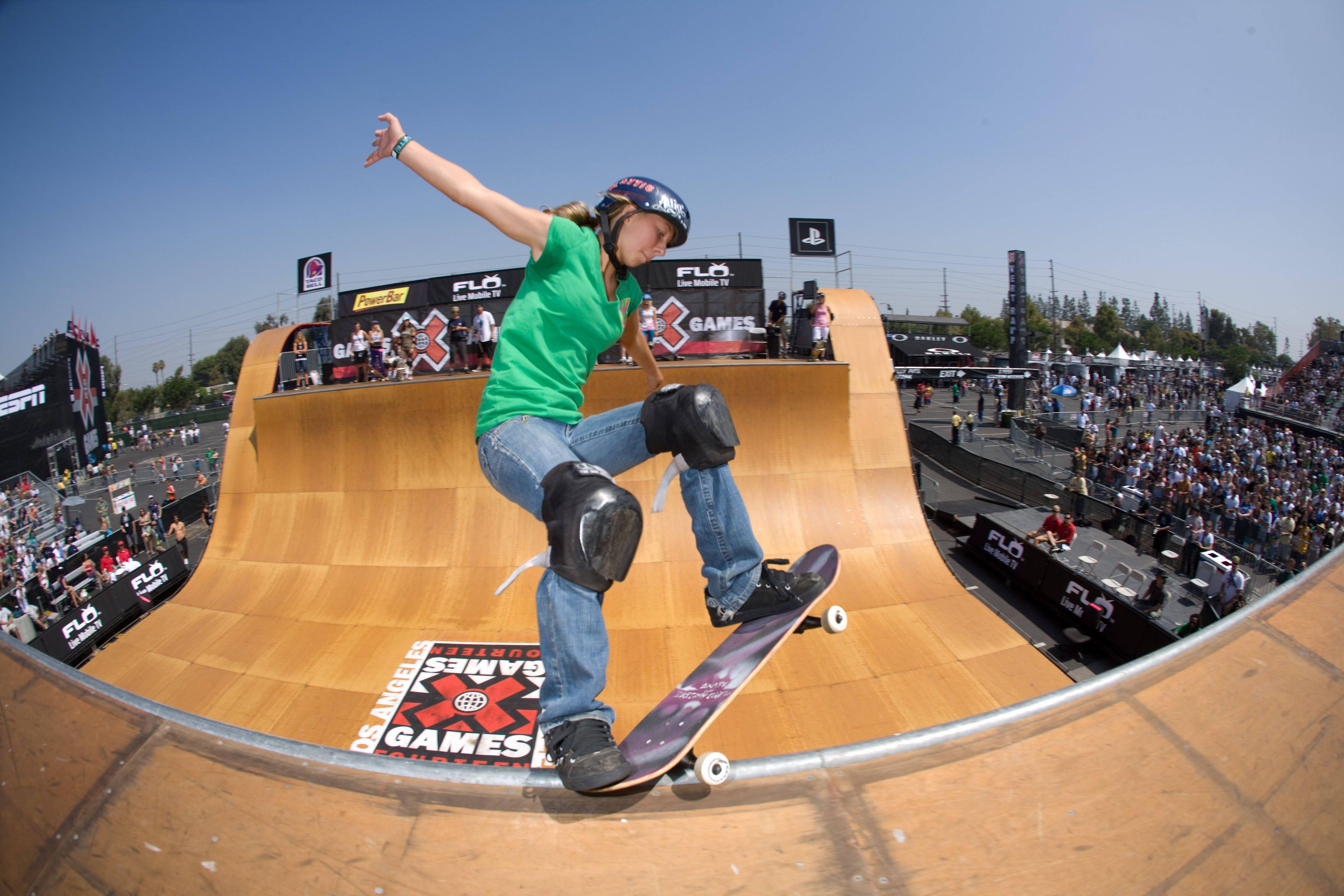 Roller skating x games - X Games Skateboarding Photo Gallery