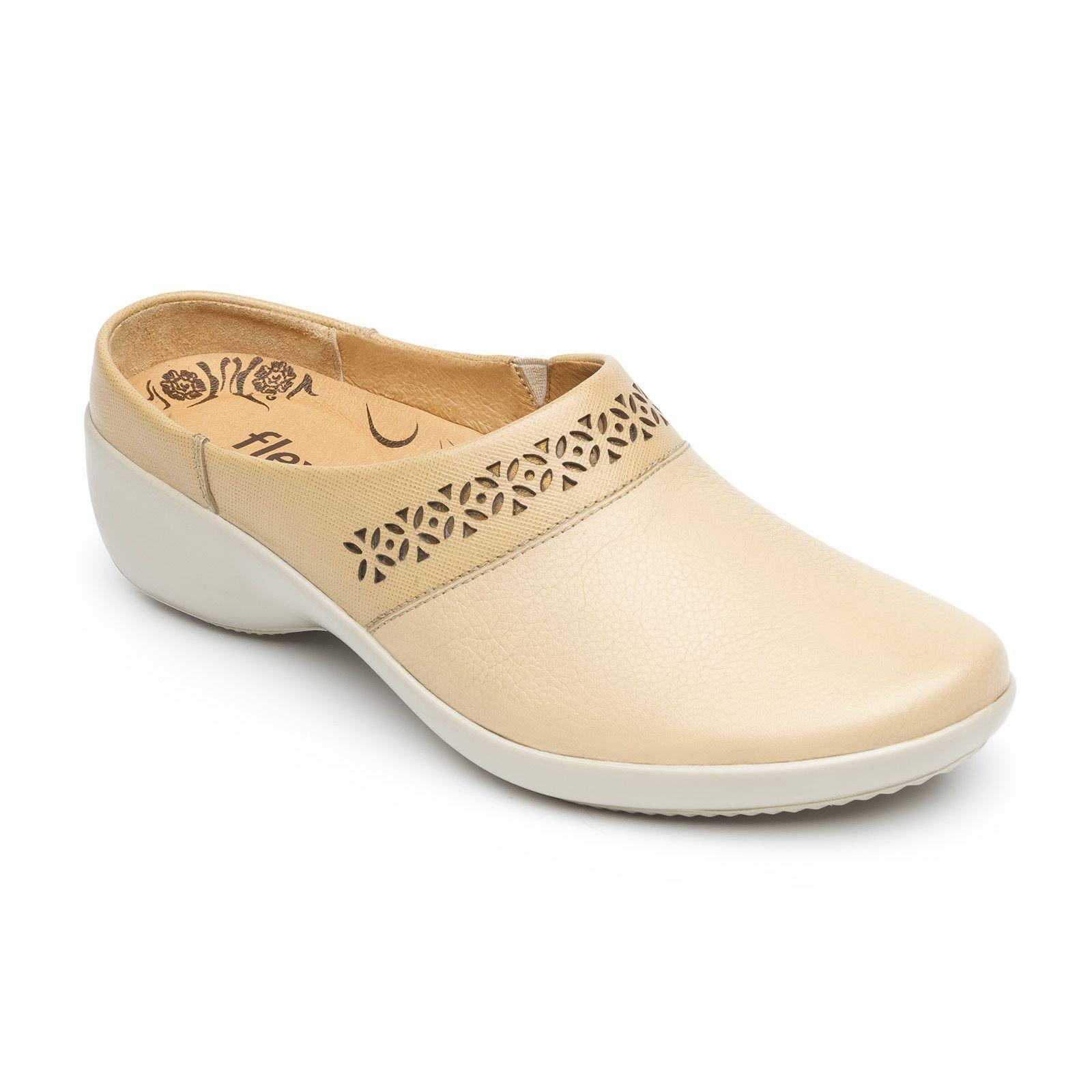 Zapato de marfil de lona de ne¨?n Sea-Sider para mujer L2vtT