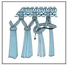 Tassel knot