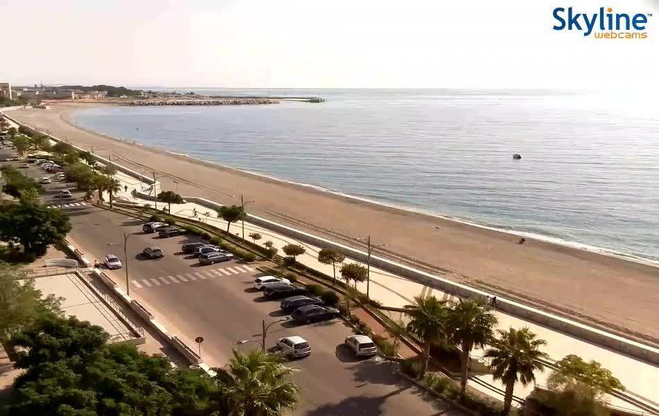 Live Cam Catanzaro Lido Calabria Italy Travel Livecam