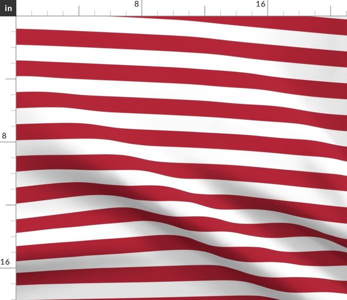 Colorful Fabrics Digitally Printed By Spoonflower Usa Flag Red And White Stripes In 2020 Red And White Stripes Red And White White Stripe
