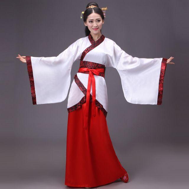2017 winter Ancient Chinese Costume Women Clothes Robes Traditional Beautiful Hanfu Dance Costumes Sobretudo Feminino Dress-in Chinese Folk Dance from ...  sc 1 st  Pinterest & 2017 winter Ancient Chinese Costume Women Clothes Robes Traditional ...