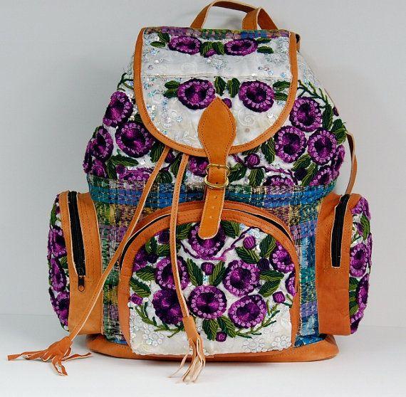 backpack bags handmade
