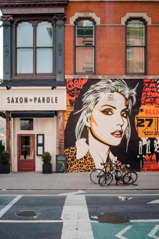 NYC on a Budget   How to Save Money When Traveling to New York City: accommodations. New york city street art soho