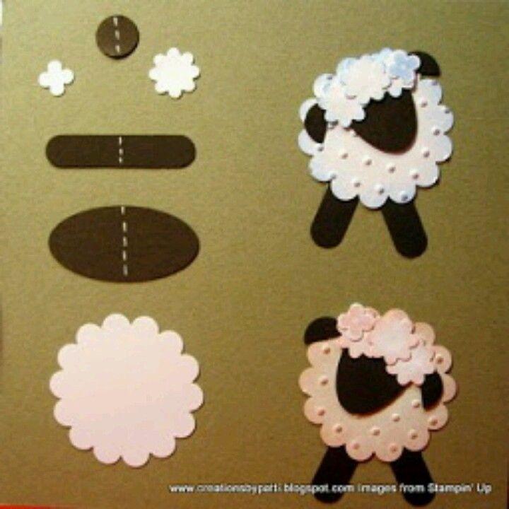 sheep craft to turn into foam craft ostern pinterest. Black Bedroom Furniture Sets. Home Design Ideas