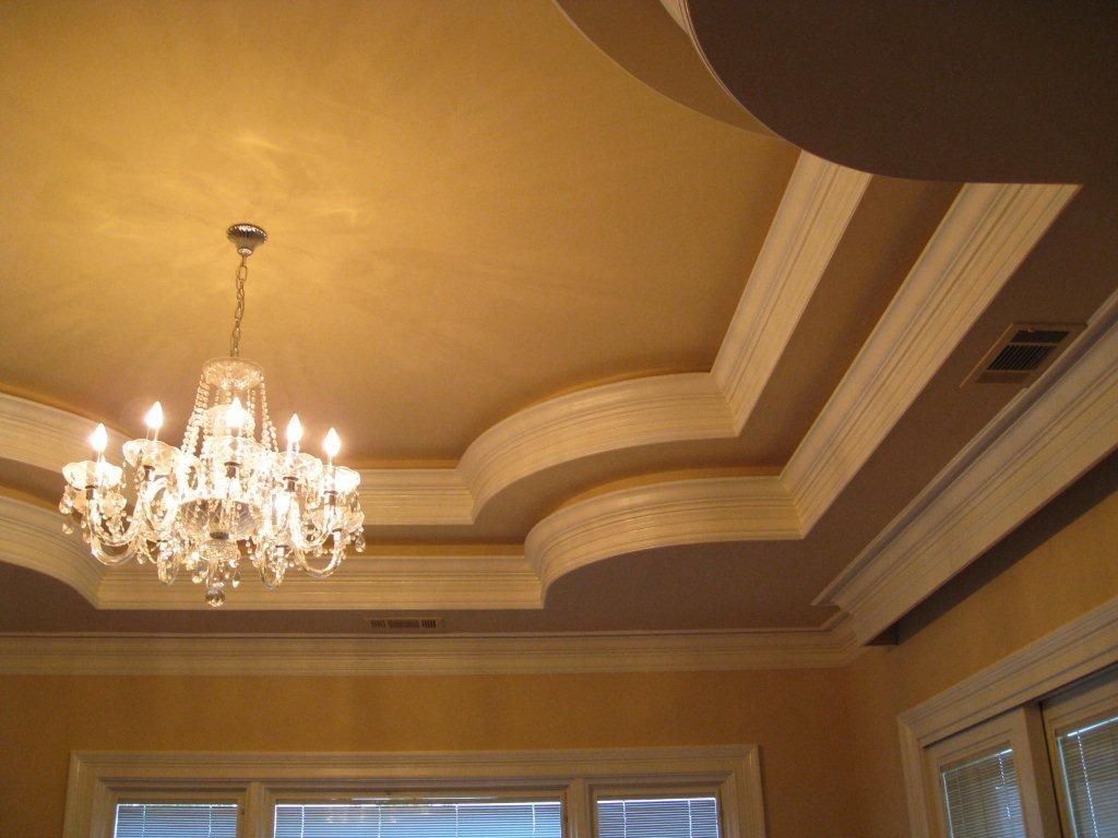 tray ceilings luxury ceiling designs for your home - Home Ceilings Designs