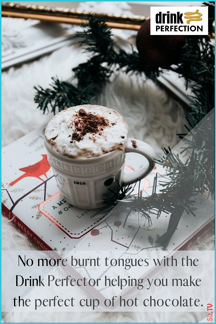 Hot Chocolate The Safe Way Hot Chocolate The Safe Way Drink Perfection DrinkPerfection Drink Perfection Lifestyle With holidays and winter right around the corner hot nbsp  hellip   #Chocolate #Chocolate wallpaper vintage #Hot #safe