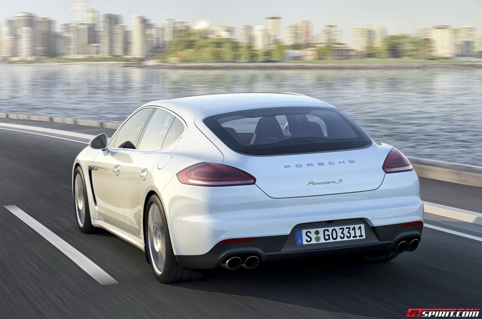 2016 Porsche Panamera To Share Future Bentley Continental Platform Lamborghini