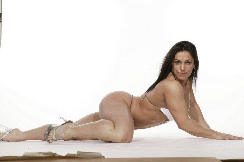 andrade nude Luciana bodybuilder