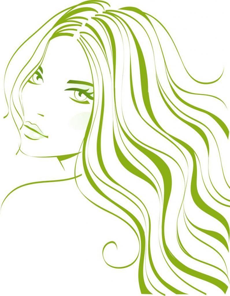 Euro Style Beauty Salon Logo Design
