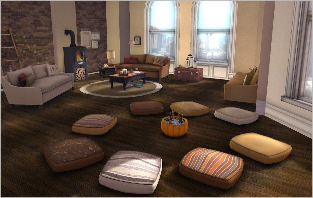 Modern Floor Cushion Ideas For Interesting Home Accessories ...