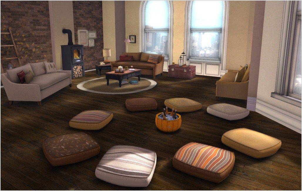 Modern Floor Cushion Ideas For Interesting Home Accessories ...