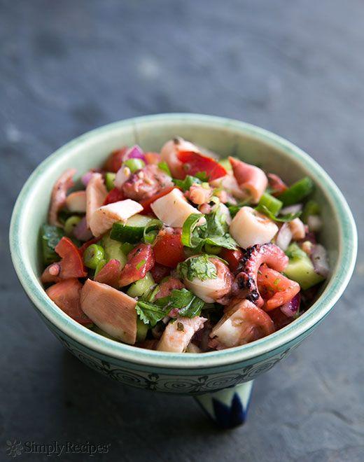 die besten 25 oktopus salat ideen auf pinterest baby tintenfisch und tintenfisch rezepte. Black Bedroom Furniture Sets. Home Design Ideas