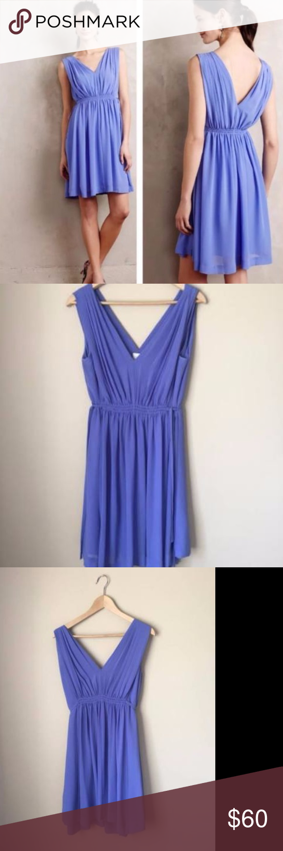 HD in Paris Lavana grecian purple dress | Purple dress ...