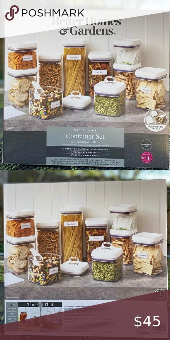 8c69ba630d18110a1e5f4533e608a273 - Better Homes And Gardens 10 Container Set