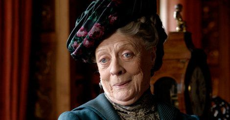 Will Maggie Smith Finally Descend Below The Stairs By The End Of