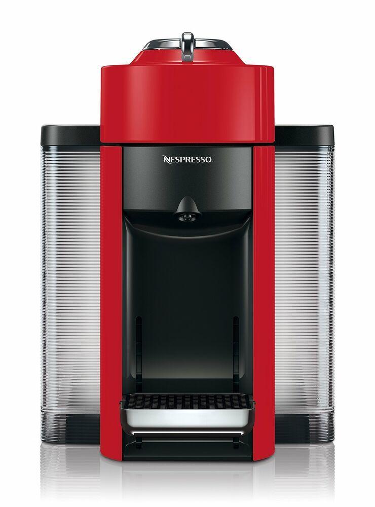Nespresso by De'Longhi ENV135R Coffee and Espresso Machine
