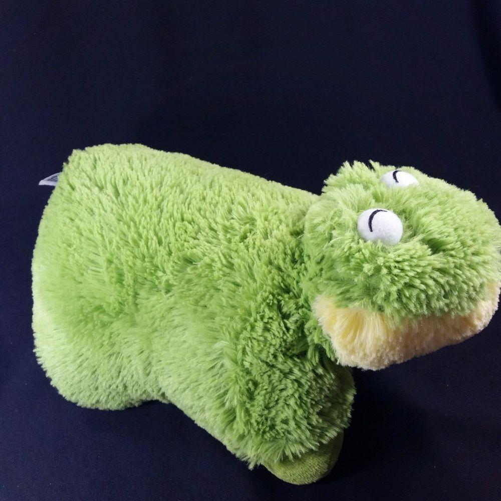 frog pillow pet mini