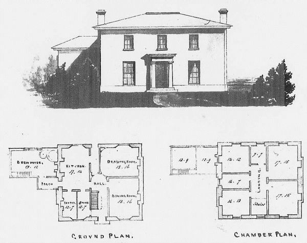 The Bones Of Borley Chapter 14 Where Was Borley Rectory Georgian Homes Farmhouse Floor Plans Country Style House Plans