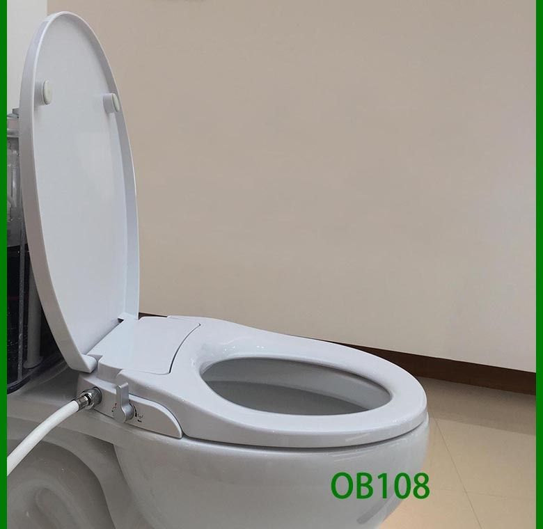 Hibbent Non Electric Bidet Toilet Seat Dual Nozzles With Images