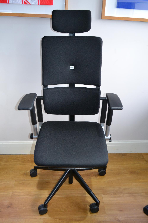 Knoll life chair geek - Steelcase Please 2 Ergonomic Office Chair Headrest