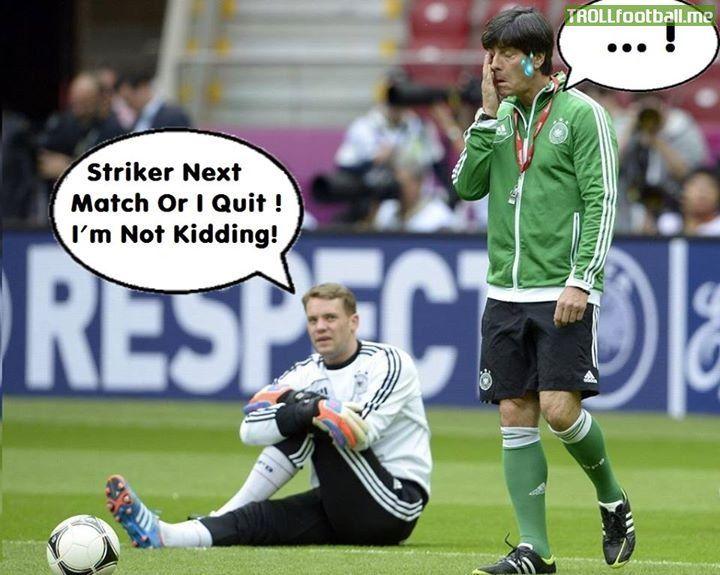 Manuel Neuer Quotes Google Search Manuel Neuer Striker Quotes