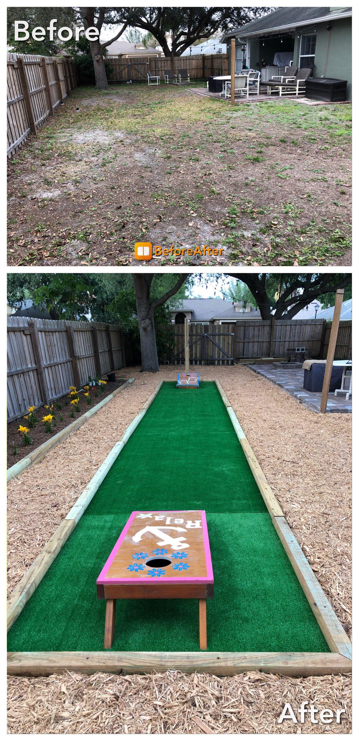 Backyard Makeover Backyard Makeover Low Maintenance Backyard Backyard Pool Landscaping Backyard garden escape walkthrough