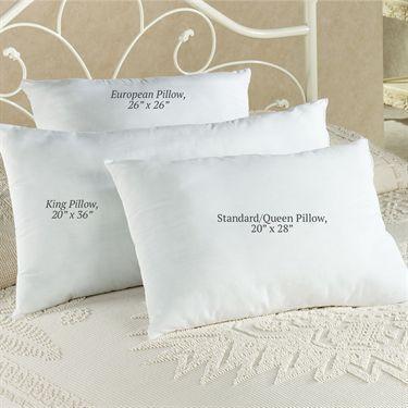 Restful Nights(R) Sham Stuffer Pillow
