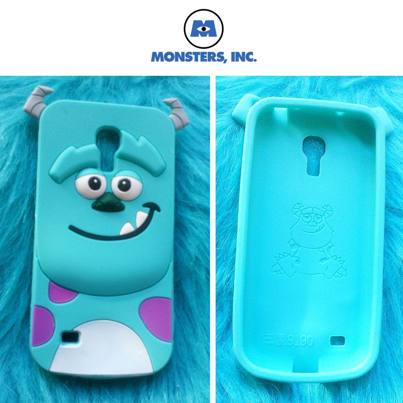 a8bdcdb7ca6 Viste tu Samsung Galaxy S4 MINI con Sulley de Monstruos, S.A. Fundas Para  Samsung,