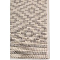 Photo of alfombra interior y exterior benuta Plus Metro Grey 80×150 cm – para balcón, terraza y jardínbenuta.de