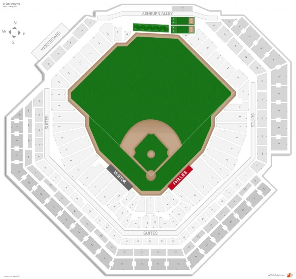 Wrigley Field Concert Seating Chart With Seat Numbers