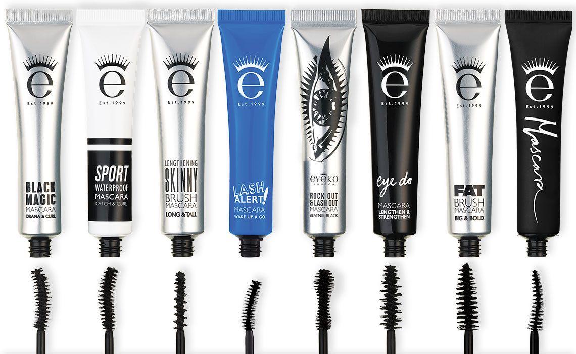 46188d4e989 BESPOKE MASCARA #eyeko #makingeyes | Eyeko Products | Luxury hair ...
