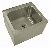 Stainless Steel 12 Inch Deep Mop Sink Table Legs And Hard To Find Stuff Pinterest Sinks