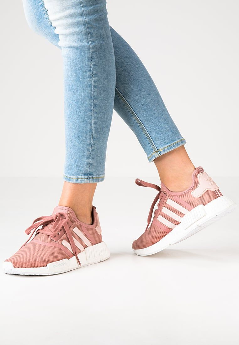 NMD_R1 - Baskets basses - raw pink/vapour pink/white ...