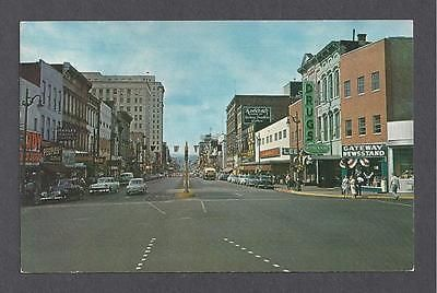 Chattanooga Tn Market Street Cars C 1950 39 S Downtown