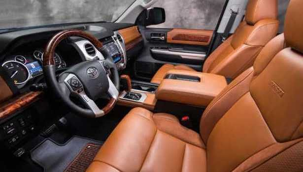 2017 Toyota Tundra Limited And 1794 Edition First Drive Truck Trend