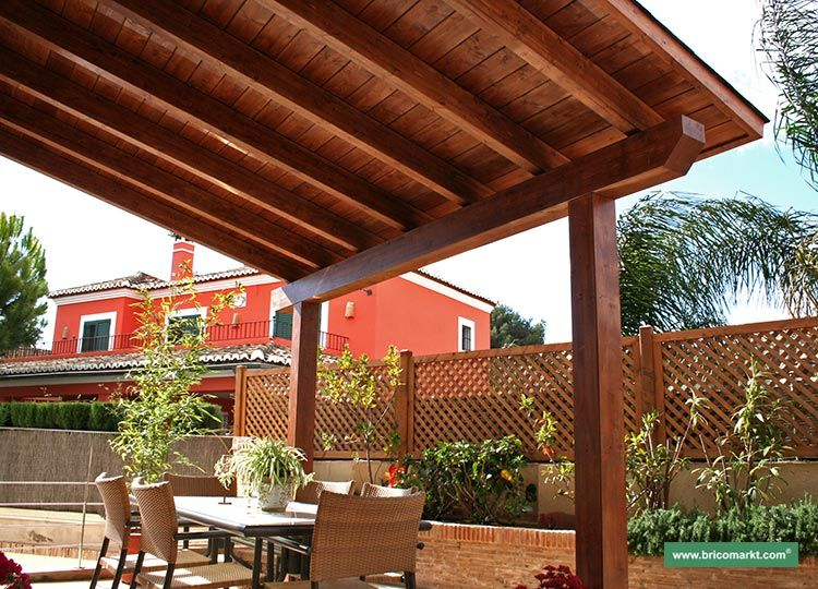 tongue and groove solid patio cover - Pergola Patio Cover Ideas
