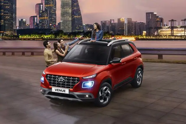 Hyundai Venue Price , Images, Review & Specs in 2020