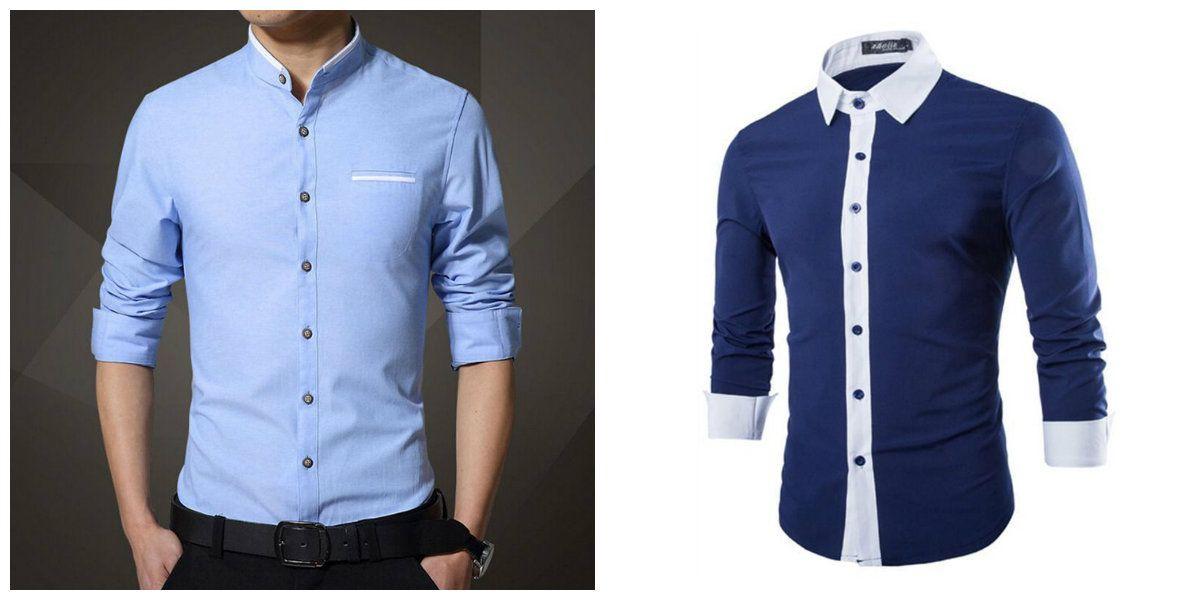 d6ee67c035 Camisas para hombre 2018- colecciones con diferentes estilos | mis ...