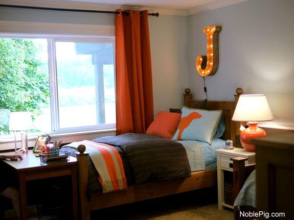 Noble Pig Jons room 5 in 2019 | 5 year old boys bedroom ...