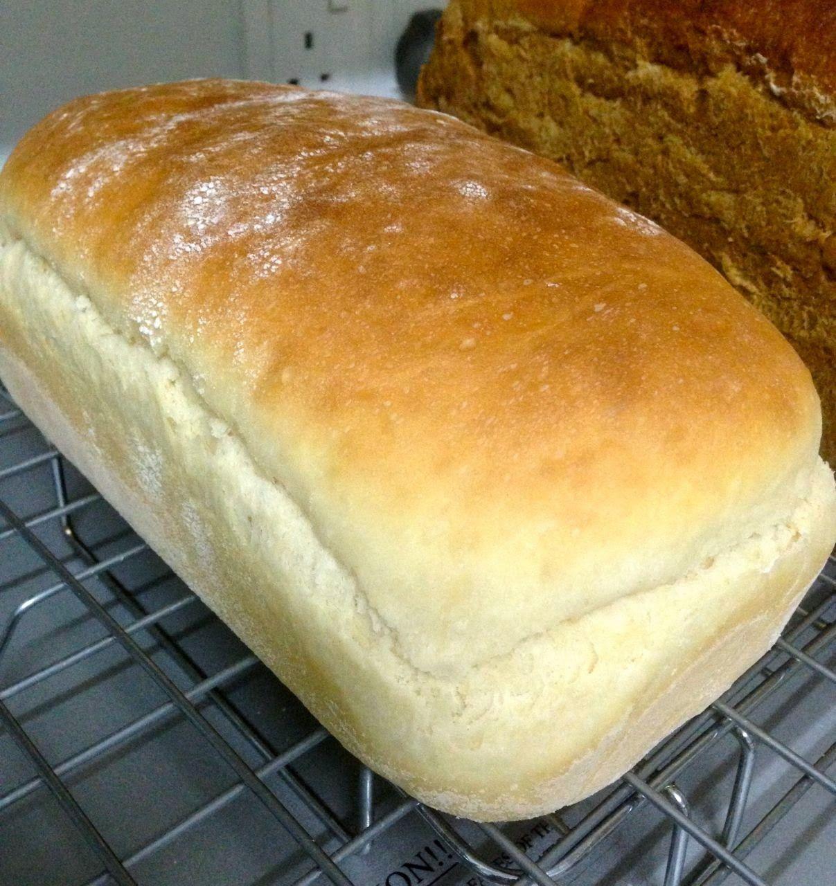 Baking diary glutinous rice flour bread glutinous rice