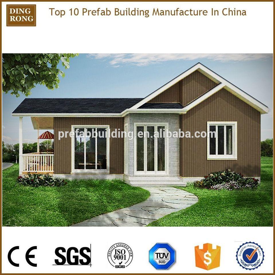83m2 steel frame guangzhou prefabricated lowes home kits